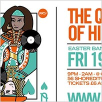 Queens of Hip Hop at Concrete on Friday 19th April 2019