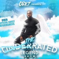 The Rated Legend Show at Brixton Academy on Saturday 2nd March 2019