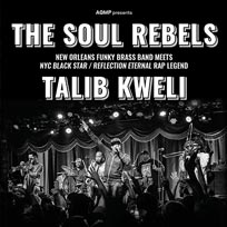 The Soul Rebels & Talib Kweli at KOKO on Friday 7th July 2017