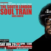 The South London Soul Train at Solomons Yard on Saturday 29th June 2019