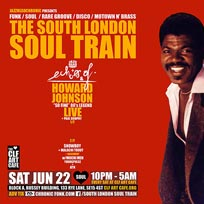The South London Soul Train at CLF Art Cafe on Saturday 22nd June 2019