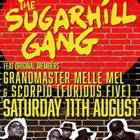 The Sugarhill Gang at Islington Academy on Saturday 11th August 2018