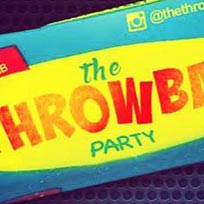 The Throwback Party at Westbank on Friday 29th July 2016