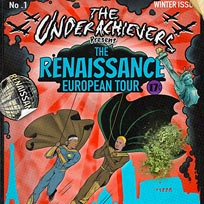 The Underachievers at XOYO on Tuesday 20th February 2018