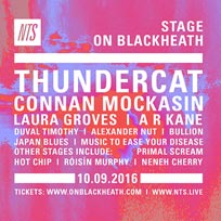 Thundercat at Blackheath on Saturday 10th September 2016