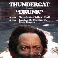 Thundercat at Shepherd's Bush Empire on Thursday 16th November 2017