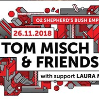 Tom Misch & Friends at Shepherd's Bush Empire on Monday 26th November 2018
