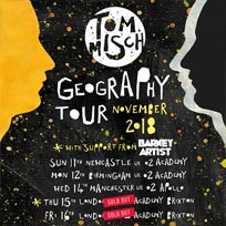 Tom Misch at Brixton Academy on Thursday 15th November 2018