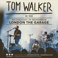 Tom Walker at Oslo Hackney on Wednesday 29th November 2017