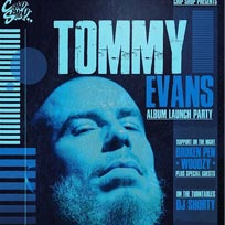 Tommy Evans at Chip Shop BXTN on Thursday 21st November 2019