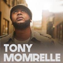 Tony Momrelle at Hideaway on Friday 20th September 2019