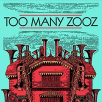 Too Many Zooz at KOKO on Tuesday 1st August 2017