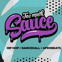 Too Much Sauce at Lockside Lounge on Saturday 16th June 2018