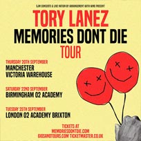 Tory Lanez at Brixton Academy on Tuesday 25th September 2018