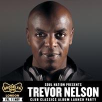Trevor Nelson at Brooklyn Bowl on Friday 11th November 2016