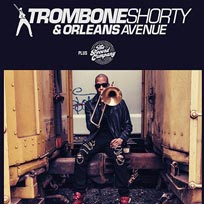Trombone Shorty at The Forum on Saturday 16th March 2019