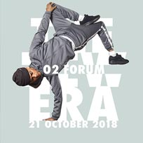 UK B-Boy Championships at The Forum on Sunday 21st October 2018