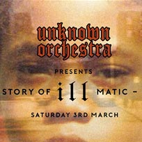 The Story Of Illmatic - Live at Jazz Cafe on Saturday 3rd March 2018