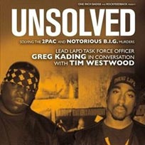 Unsolved: 2Pac & The Notorious B.I.G at Bush Hall on Tuesday 9th October 2018
