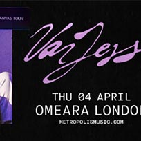 VanJess at Omeara on Thursday 4th April 2019