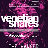 Venetian Snares at Hangar on Saturday 15th September 2018