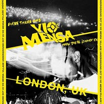 Vic Mensa at Village Underground on Monday 23rd October 2017