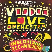 Voodoo Love Orchestra at Rich Mix on Thursday 13th October 2016