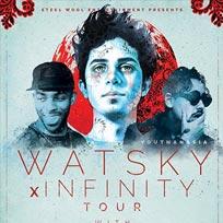 Watsky at Islington Assembly Hall on Thursday 29th September 2016