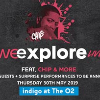 We Explore Live at Indigo2 on Thursday 30th May 2019