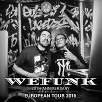 WeFunk Radio Night at Brooklyn Bowl on Thursday 10th November 2016