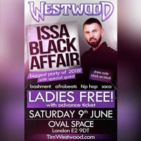 Tim Westwood at Oval Space on Saturday 9th June 2018