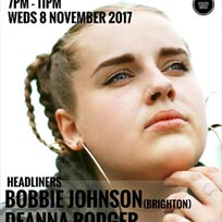 Word On The Street All Female Line Up! at Boondocks on Wednesday 8th November 2017