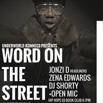 Word on the Street at Stereo92 on Wednesday 2nd November 2016