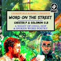 Word on the Street at Stereo92 on Wednesday 7th September 2016