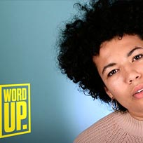 Word Up at Harlesden Picture Palace on Monday 6th March 2017
