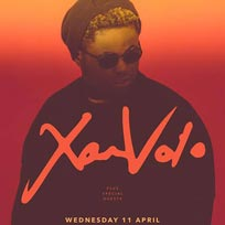 XamVolo at Omeara on Wednesday 11th April 2018