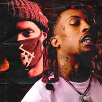 Xavier Wulf x Chris Travis  at Electric Brixton on Monday 11th March 2019
