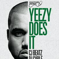 Yeezy Does It at Trapeze on Friday 24th March 2017