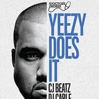 Yeezy Does It at Trapeze on Friday 6th October 2017