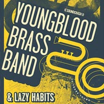 Youngblood Brass Band at Electric Brixton on Friday 14th September 2018