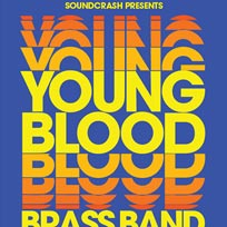 Youngblood Brass Band at Village Underground on Tuesday 22nd October 2019
