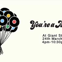 You're a Melody at Giant Steps on Sunday 24th March 2019