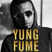 Yung Fume at Borderline on Thursday 30th August 2018