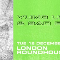 Yung Lean & Sad Boys at The Roundhouse on Tuesday 12th December 2017