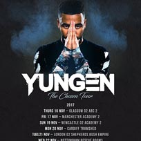 Yungen at Shepherd's Bush Empire on Tuesday 21st November 2017