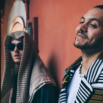 Yussef Kamaal at 100 Club on Monday 7th November 2016
