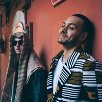Yussef Kamaal at Islington Assembly Hall on Thursday 23rd March 2017