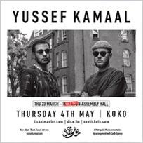 Yussef  Kamaal at KOKO on Thursday 4th May 2017