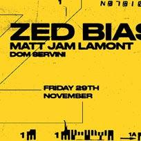 Zed Bias at Jazz Cafe on Friday 29th November 2019