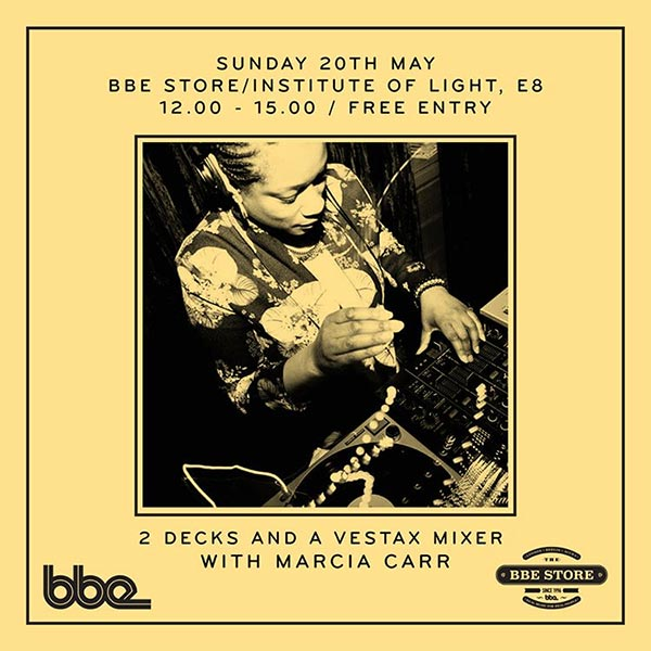 2 Decks And A Vestax Mixer at The Institute of Light on Sun 20th May 2018 Flyer